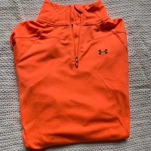 Under Armour Semi-Fitted 1/4-zip Pullover